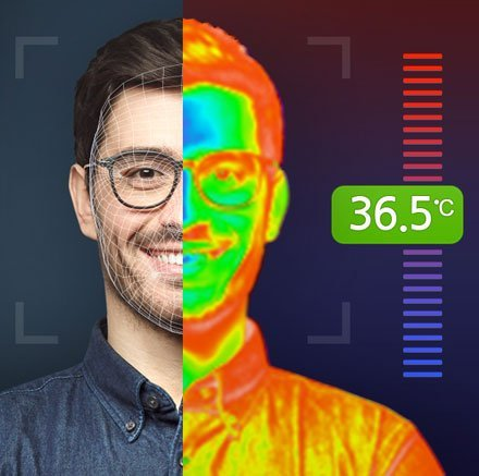 Thermal face recognition